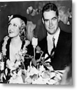Howard Hughes (1905-1976) Metal Print