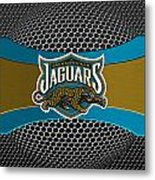 Jacksonville Jaguars Metal Print