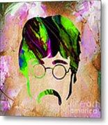 John Lennon Collection Metal Print