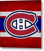 Montreal Canadiens Metal Print