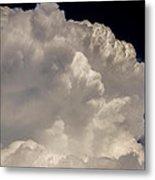 Nebraska Storm Cells A Brewin Metal Print