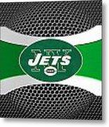 New York Jets Metal Print by Joe Hamilton