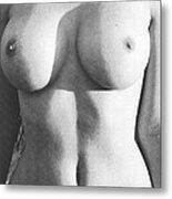 Nude Women Metal Print