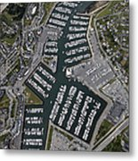 Port Navalo And Le Crouesty, Arzon Metal Print