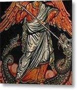 Saint Michael Metal Print