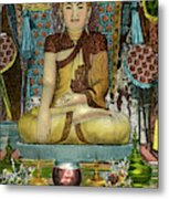Siddhartha Gautama, Known Metal Print