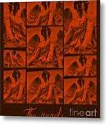 The Angels Metal Print