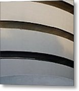 The Guggenheim  Metal Print
