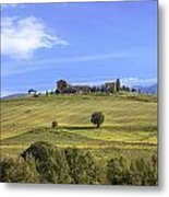 Tuscany - Val D'orcia Metal Print