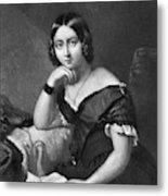 Victoria (1819-1901) Metal Print
