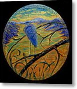 Earth Light Series  Metal Print by Len Sodenkamp