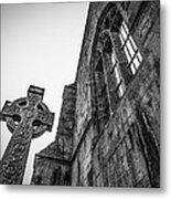 700 Years Of Irish History At Quin Abbey Metal Print