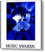 Music Awards Metal Print