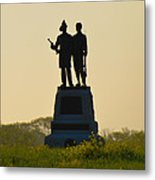 73rd Ny Infantry 2nd Fire Zouaves Metal Print