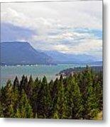 749p Columbia Lake Canada Metal Print