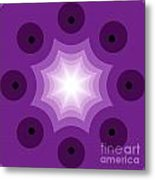 The Kaleidoscope Metal Print