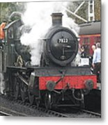 7822 'foxcote Manor' Metal Print
