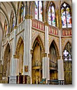 Cathedral Of St. Helena Metal Print
