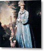 Catherine II (1729-1796) Metal Print