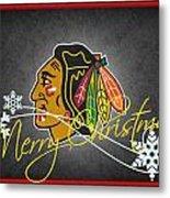 Chicago Blackhawks Metal Print
