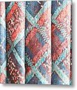 Colorful Cloth Metal Print