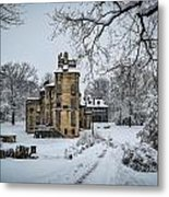 Fonthill Castle Metal Print
