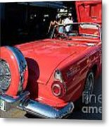 Ford Thunderbird Metal Print
