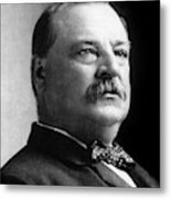 Grover Cleveland (1837-1908) Metal Print