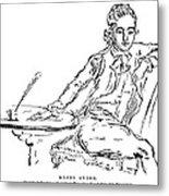 John Andre (1751-1780) Metal Print