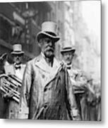 John Philip Sousa (1854-1932) Metal Print
