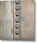 Metal Background Metal Print by Tom Gowanlock