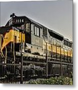 Seaboard Engine Metal Print