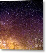 Under The Milky Way Metal Print