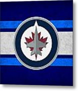 Winnipeg Jets Metal Print