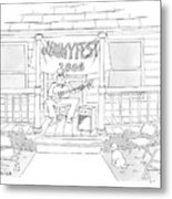 Jimmyfest 2006 Metal Print