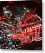 850 Horse Power Metal Print