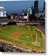 85th Mlb All Star Game Metal Print