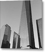 9/11 Memorial Metal Print