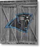 Carolina Panthers Metal Print