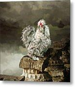 9. Cuckoo Angela Metal Print