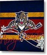 Florida Panthers Metal Print