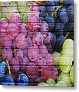 Fruit Metal Print