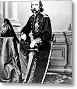 George Custer (1839-1876) Metal Print