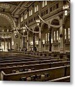 Holy Cross Catholic Church Metal Print