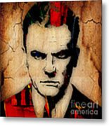 James Cagney Collection Metal Print