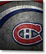 Montreal Canadiens Metal Print