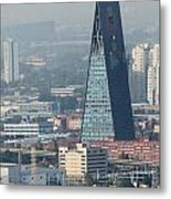 View From Torre Latinoamerican Metal Print