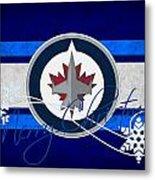 Winnipeg Jets Metal Print