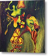 911 Fruit Metal Print