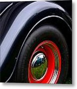 30's Classic Ford Pickup Metal Print